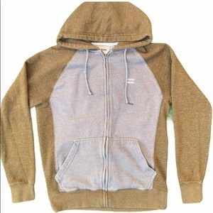 - Billabong Full Zip Hoodie Size Small